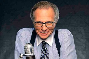 Larry King Be Professional