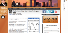 SMARTblog Social Media Automation Website for Real Estate and Mortgage Professionals