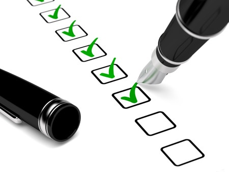 Checklist, Loan Checklist, Howard Financial, Howard Financial